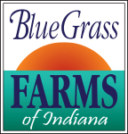 Bluegrass Farms of Indiana Logo